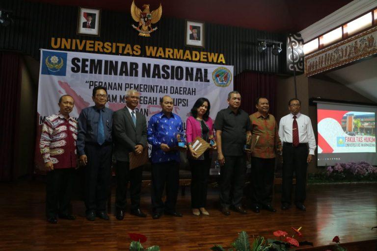 Seminar Nasional Senin 9 April 2018